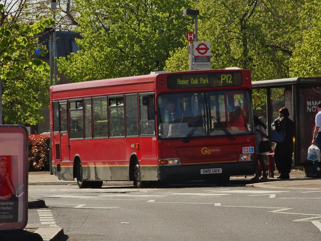 go-ahead london subsidiary london central plaxton pointer … | flickr