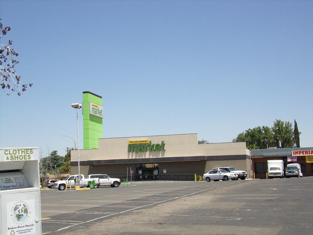 ... Dollar General Market #13226 Bakersfield, CA | by COOLCAT433