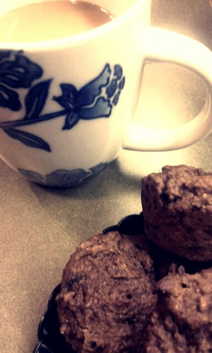 Coffee + muffins | by t-dubisme