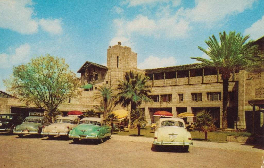 Arizona Biltmore Hotel - Phoenix, Arizona