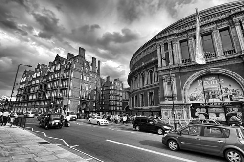 albert hall | by -hedgey-