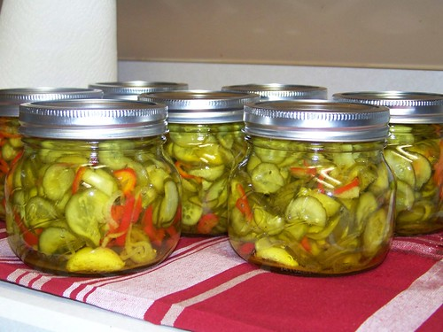 Bread & butter pickles 2012 | by Realisa