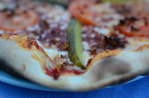 22nd Febuary - Reindeer Pizza - Urlas Finland | by The Hungry Cyclist
