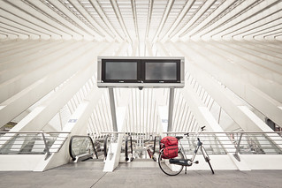 Bike or Train | by Gilderic Photography