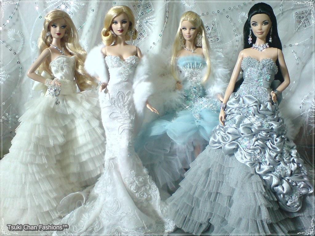 Homemade Barbie Wedding Dress | Dress images