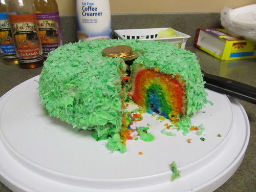 Rainbow cake | by emergencyfan2000