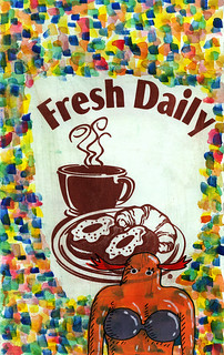 Fresh Daily | by Kyle Pellet / Pellet Factory