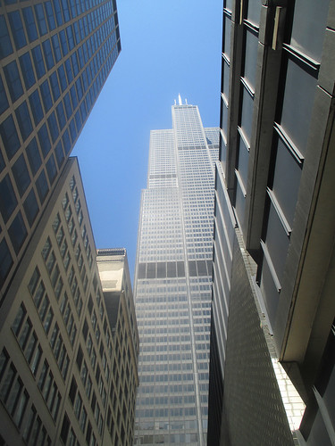 Sears Tower (Willis Tower) 01 | by worldtravelimages.net