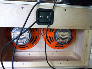 Homemade 150w 2x12 cab | by John Brownlow