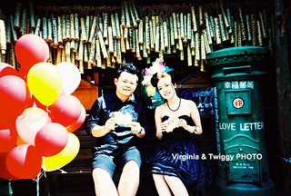 Film x Lomo Pre-Wedding Photo- Patric ❤ Teng*3 | by Twiggy Tu