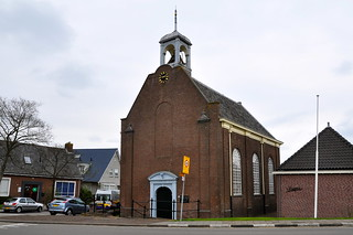 The protestant church in Hoogmade | by Michiel2005