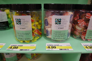 $5 for a half a pound of Bit o Honey? The Candy Store at Target | by cybele-