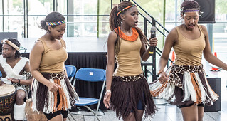 Moribo Wa Afrika Musical Dance Group - Celebrate Africa Day In Dublin | by infomatique