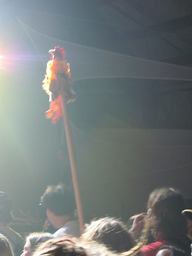 Chicken Pole | by Summer Camp Music Festival