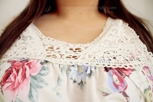 OOTD / 26 May 2012 | by Pearls, Lace And Ruffles