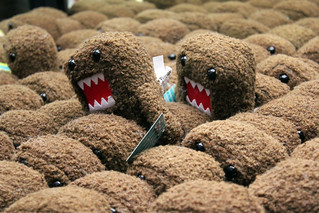 Domo-kun attack | by quinn.anya