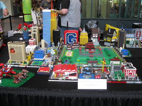 LEGO Creation Celebration at The Mall of America | by The Original Max Braun
