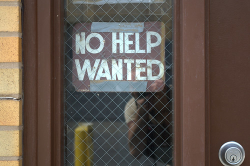 No Help Wanted | by GXM.