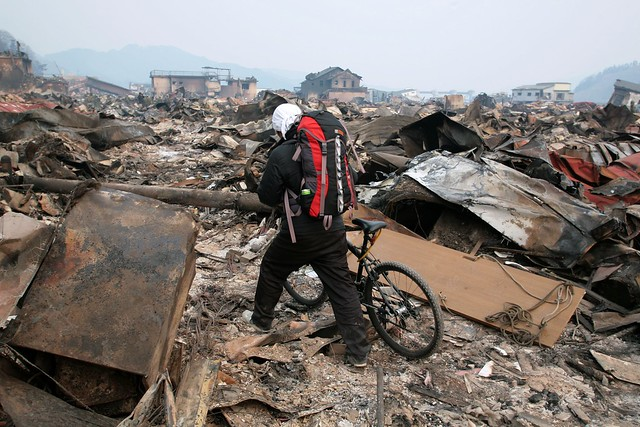 Disaster risk is increasing globally.