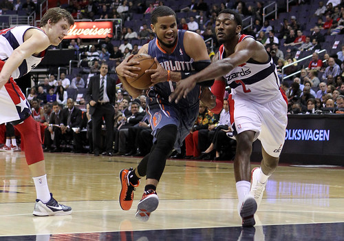 NBA: APR 23 Bobcats at Wizards | by blightylad1