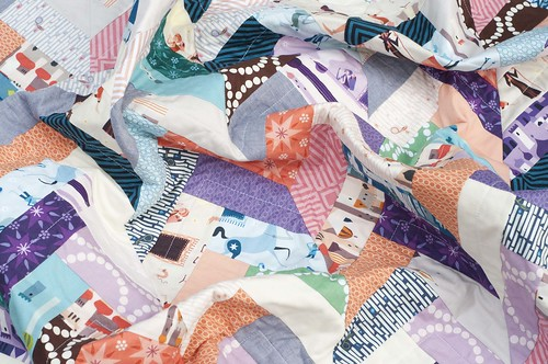 12 Quilts in '12 - 1001 Peeps crinkle | by {safieh}