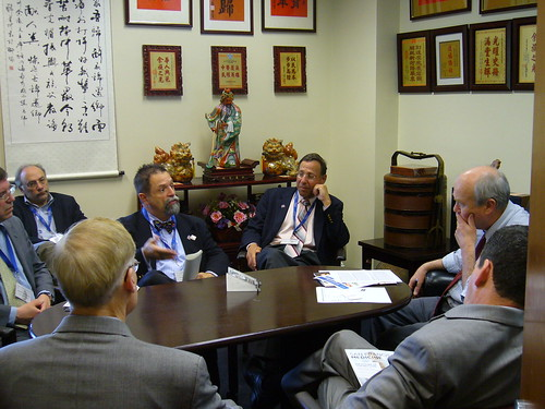Meeting with Senator Yee's Office - 3 | by San Francisco Medical Society