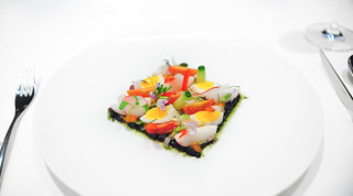 1st Course: Jungsik Salad | by ulterior epicure