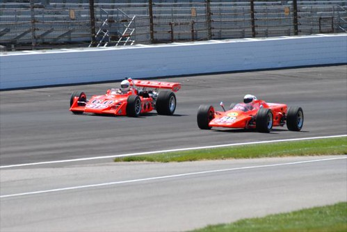 Vintage indy cars indianapolis motor speedway flickr for Indianapolis motor speedway com