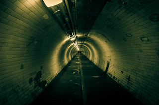 Greenwich foot tunnel | by Scott Baldock