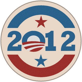 Obama round logo | by editorctrip