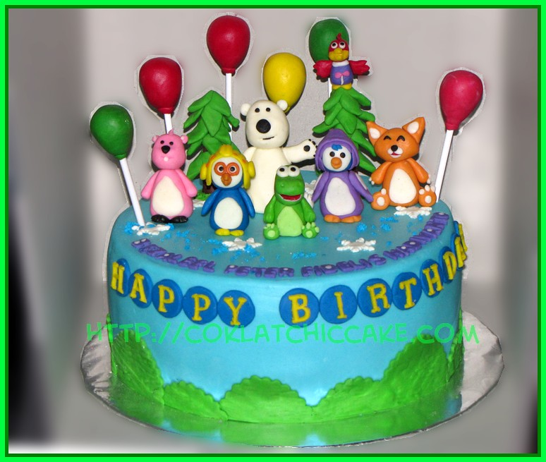 Cake Pororo