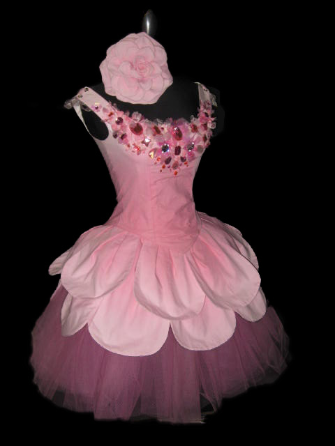 ... amelias rose fairy costume side front | by spookykitten & amelias rose fairy costume side front | Raven | Flickr