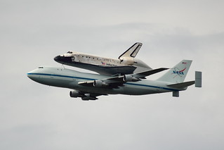 Space Shuttle Discovery on 747 3 | by Mr.TinDC