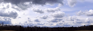 Cloud Panorama | by Krittergirl