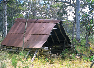 Sykes Hut, near the Cobberas, Victoria | by Australian Alps