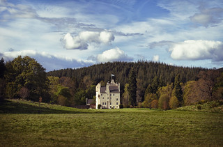 Aboyne Castle | by Szmytke