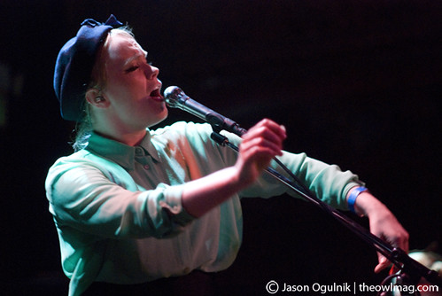 Ane Brun @ GAMH, SF 5/16/12 | by The Owl Mag