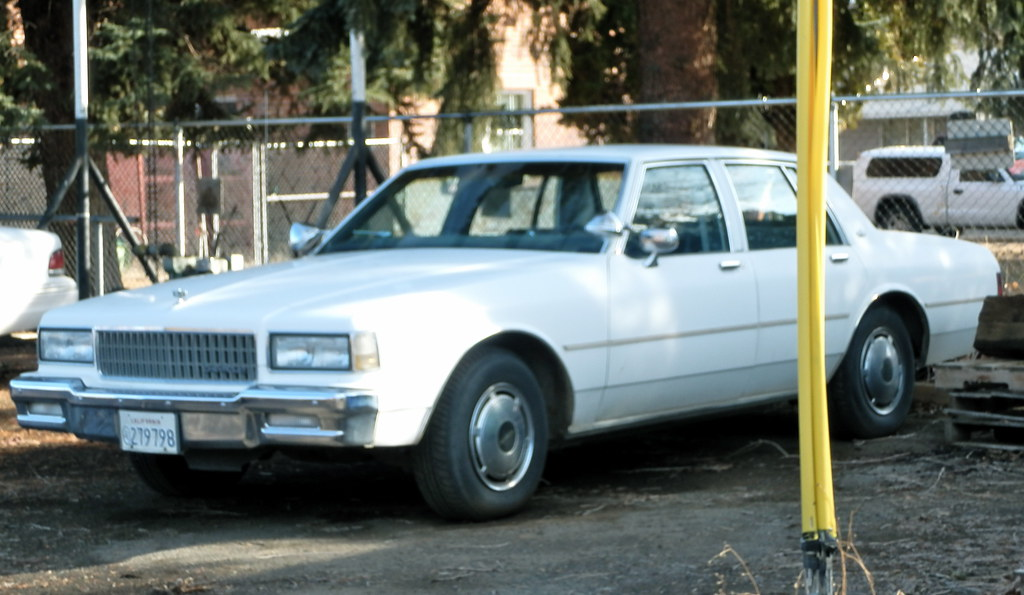 1000  images about 1987-90 Chevrolet Caprice on Pinterest