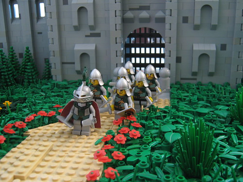 The Arrival of Cormac VII | by LegoLord.