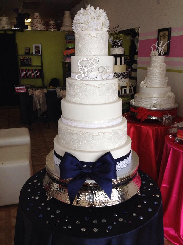 The Wedding Cake Shop Brithday Cake