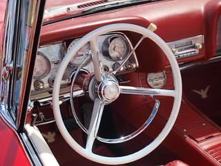Ford Thunderbird Convertible Dash - 1960 | by imagetaker!