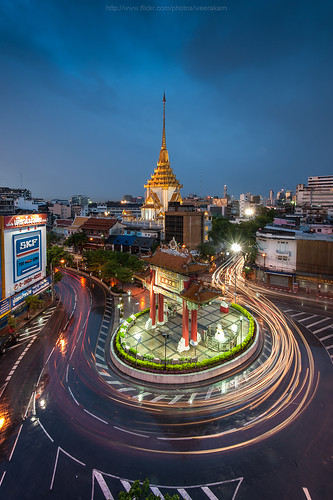 Odean Traffic Circle | by Weerakarn
