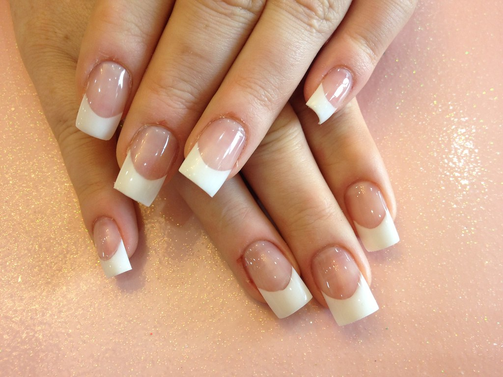 Here\'s What Happened When I Tried Acrylic Nails for the First Time ...
