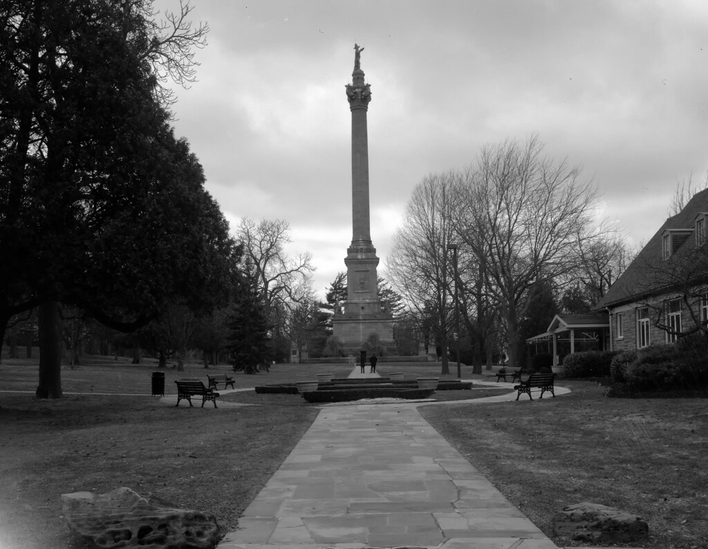 Project:1812 - Brock's Monument