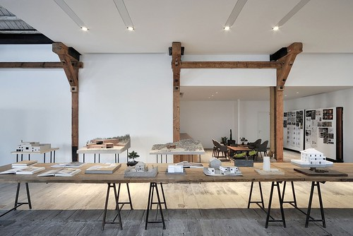 Naturalbuild - Waimatou Co-work Loft - Photo 06 | by 準建築人手札網站 Forgemind ArchiMedia
