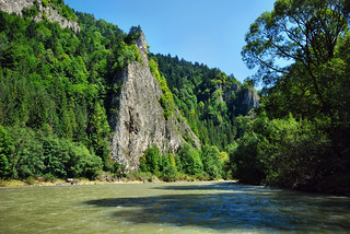 Gole del Dunajec Gorges of the river Dunajec(Poland) | by DuccioP( Thanks to all for over 50.000 views)