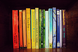 paperback rainbow | by uninvented colors