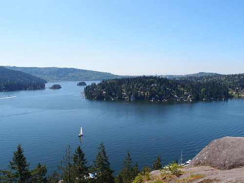 View from Quarry Rock | by *_*