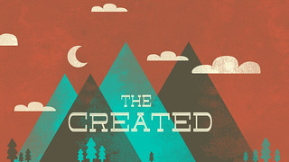 The Created - Main Graphic | by Megan Watson Design