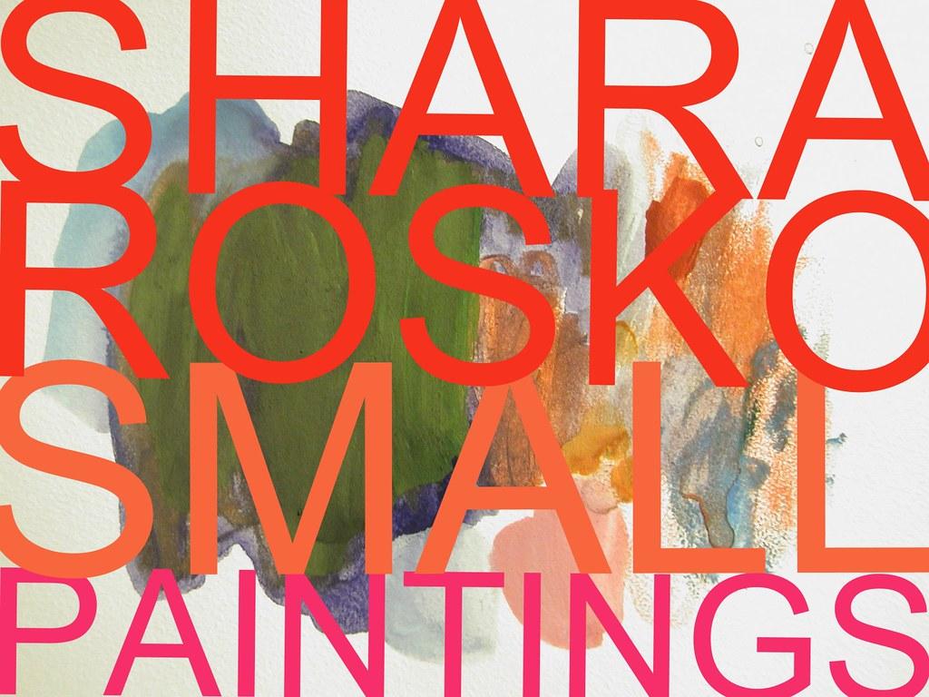 2012 Art Show Poster Design Shara Rosko Flickr